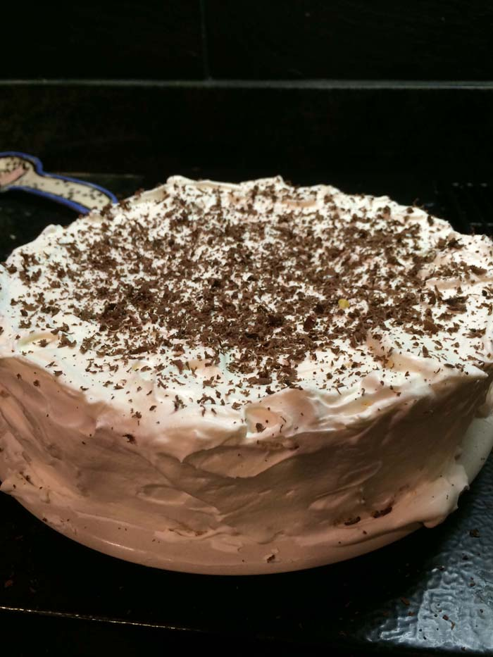 Ridglea Country Club Black Forest Cake Recipe